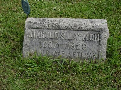 Harold S. Laymon Troutwine Cemetery, Lynchburg, Ohio