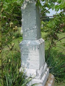Priscilla Liggett Laymon Troutwine Cemetery, Lynchburg, Ohio
