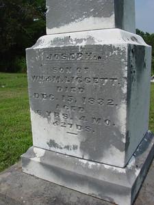 Joseph Liggett Troutwine Cemetery, Lynchburg, Ohio
