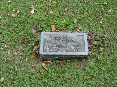 Frank McDaniel Troutwine Cemetery, Lynchburg, Ohio