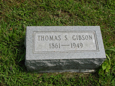Thomas S. Gibson Troutwine Cemetery, Lynchburg, Ohio