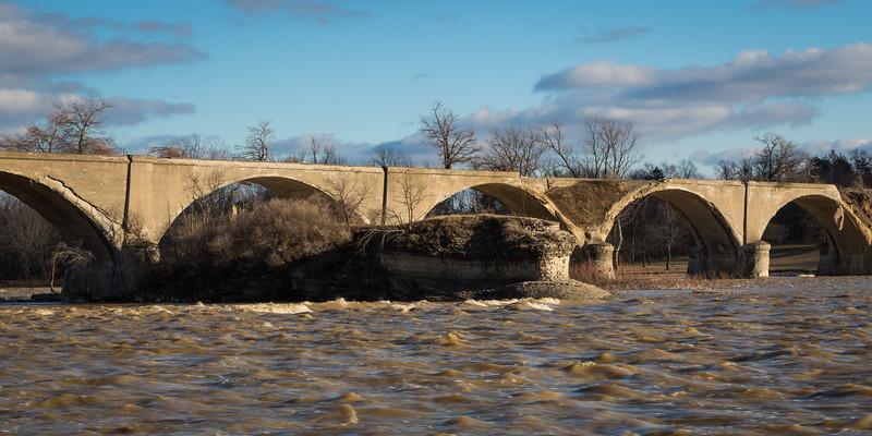 Old Waterville Bridge