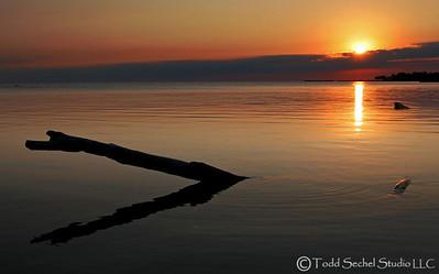 (25) Sherod Park Sunrise Vermilion