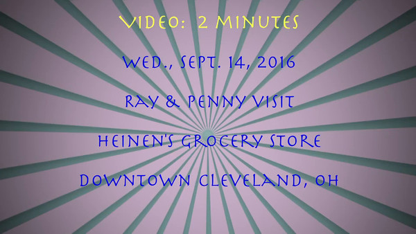 VIDEO:  2 mins -- Heinens - Downtown Cleveland- Wed., Sept. 14, 2016.               AMERITRUST - The Encyclopedia of Cleveland History  AMERITRUST, the largest bank in the midwest at one time, was established in 1894 as the Cleveland Trust Co. with $500,000 capital and John G. W. Cowles as its first president. In 1903 Cleveland Trust merged with the Western Reserve Trust Co., and kept their offices open as branches. At that time, Calvary Morris succeeded Cowles. Having outgrown a series of rented offices by 1905, the bank built a new headquarters bldg. at E. 9th and Euclid, which opened in 1908. During the presidency of FREDERICK GOFF† (1908-23), Cleveland Trust expanded, acquiring banks such as the Detroit St. Bank, the Garfield Savings Bank, and Lake Shore Banking & Trust. By 1924 Cleveland Trust became the 6th largest bank in the country and Harris Creech was its new president. The bank survived the Depression well, and after GEO. GUND† succeeded him as president in 1941, it continued to grow in wealth and influence, reaching $1 billion in assets by 1945.  In the 1960s, Cleveland Trust saturated the county market with branches and acquired mortgage banking and realty companies out of state. Gund moved up to board chairman in 1962, succeeded by Geo. Karch as president, who served for 10 years. By 1977 Cleveland Trust had 120 branches, $5 billion in assets, and wielded significant financial power through its Trust Department, which managed $7 billion in trust funds for its clients. Under Karch's successor, Pres. M. Brock Weir, the bank formed CleveTrust as a holding company in the early 1970s to establish affiliates throughout the state, something that individual banks could not do. CleveTrust changed its name to the AmeriTrust Corp. in 1979 to reflect these new horizons, and an exchange of its state charter for a national one in 1983 permitted AmeriTrust to expand outside the state as well. The bank and its chairman were the public targets of Mayor Dennis Kucinich's wrath in 1978 when Cleveland was forced to DEFAULT on the payment of $14 million in short-term notes.  Under Pres. Jerry Jarrett, who succeeded Weir in 1983, AmeriTrust expanded its operations into Indiana, Texas, and Colorado. However, in the competitive atmosphere of the 1980s, AmeriTrust fell behind Banc One Corp., NATIONAL CITY CORP., SOCIETY CORP., and Huntington Bancshares--Ohio's top four bank holding companies in terms of assets. The collapse of the real estate market in the late 1980s substantially weakened AmeriTrust, which was burdened by too many high-risk real estate loans. Although the bank had increased its assets to $11 billion, it was struggling to survive when Craig Smith replaced Jarrett as president in 1990. After considering merger proposals from Natl. City, Banc One, and Society Corp., AmeriTrust accepted Society's bid on 13 Sept. 1991, consolidating two of the major banking establishments in the area.   On the Corner of East 9th street and Euclid Avenue sits the historic Cleveland Trust Rotunda Building, a shining example of early 20th century grandeur giving us a glimpse into Cleveland's historic past and current home to Heinen's Grocery Store.   At the turn of the 20th century in the midst of great industrial and economic growth, Cleveland experienced tremendous prosperity, quickly growing to become the 7th largest city in the nation. In 1906 the Cleveland Trust Company, having outgrown a series of office spaces, began construction on a central banking complex in the heart of the city.  Renowned architect George B. Post was commissioned to design the building that would become the home of the Cleveland Trust Company and eventually one of the most recognizable and iconic buildings in Cleveland.  In 1908 the Cleveland Trust Company building officially opened its doors to the public, just two years after construction had begun. The Cleveland Trust Co., or AmeriTrust as they were later known, occupied the space until merging with Society Corp. in the early 1990's.  Beginning in early 2015, this architecture masterpiece has served as the Downtown Cleveland home to Heinen's Grocery Store, Cleveland's oldest family owned grocer and is open to the public once again. Led by John Williams of Cleveland's Process Creative Studios, this iconic structure has been carefully renovated and restored to it's original beauty.