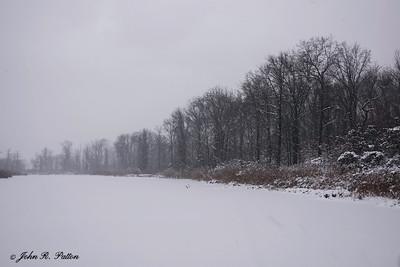 Winter at Mentor Marsh