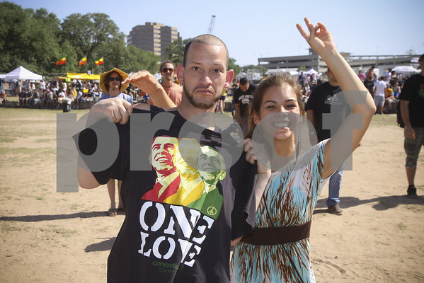 Day 1 Austin Reggae Festival