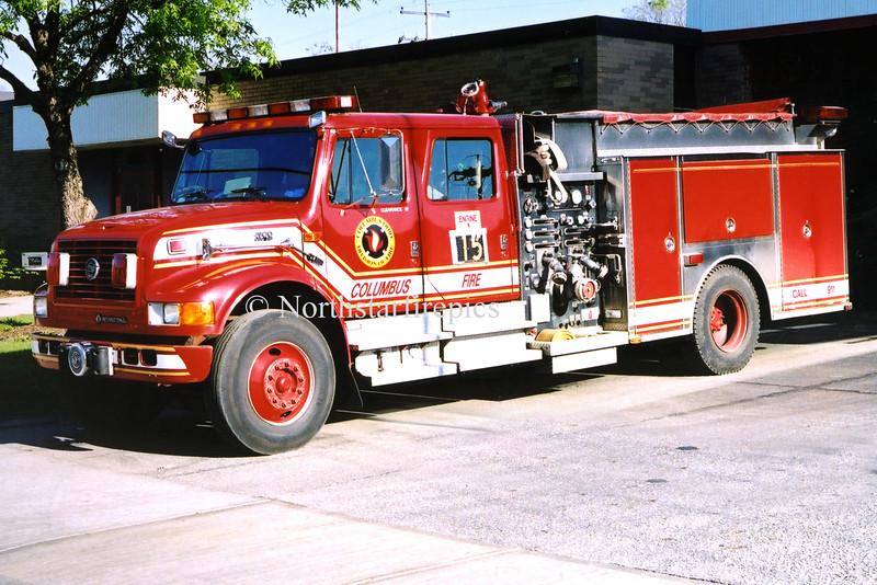 Columbus E-15 310