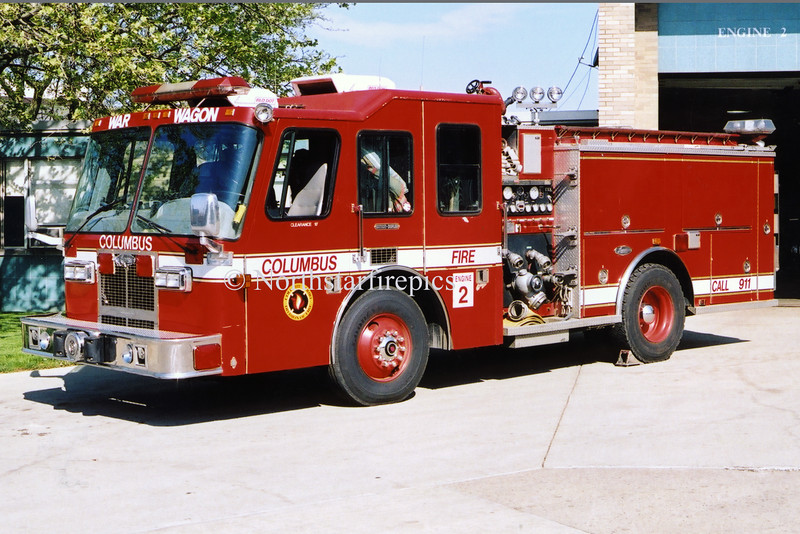 Columbus E-2 343