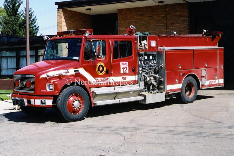 Columbus E-12 312