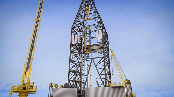 Oil and Gas 3d Visualisation