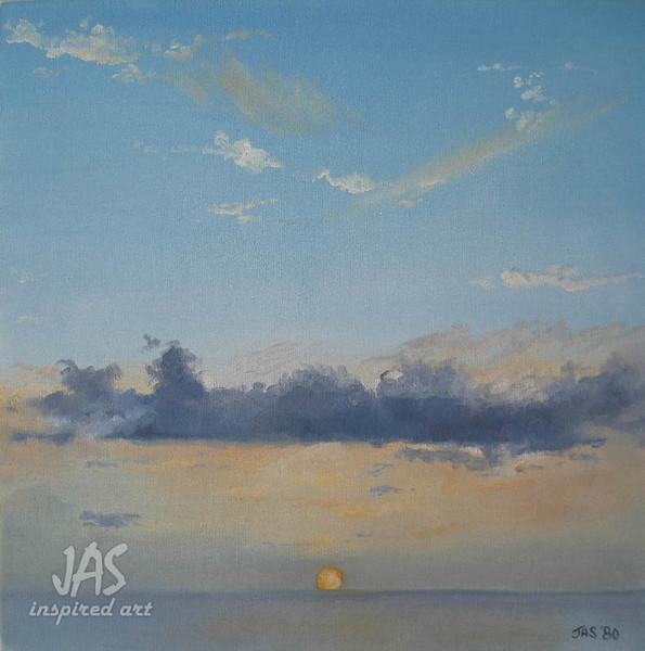 Grand Anse Sunset