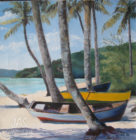 Grand Anse Boats
