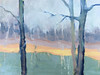 Winter Lake Lisenby          Oil    Plein Air