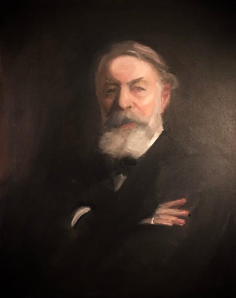 Master Copy, Singer Sargent