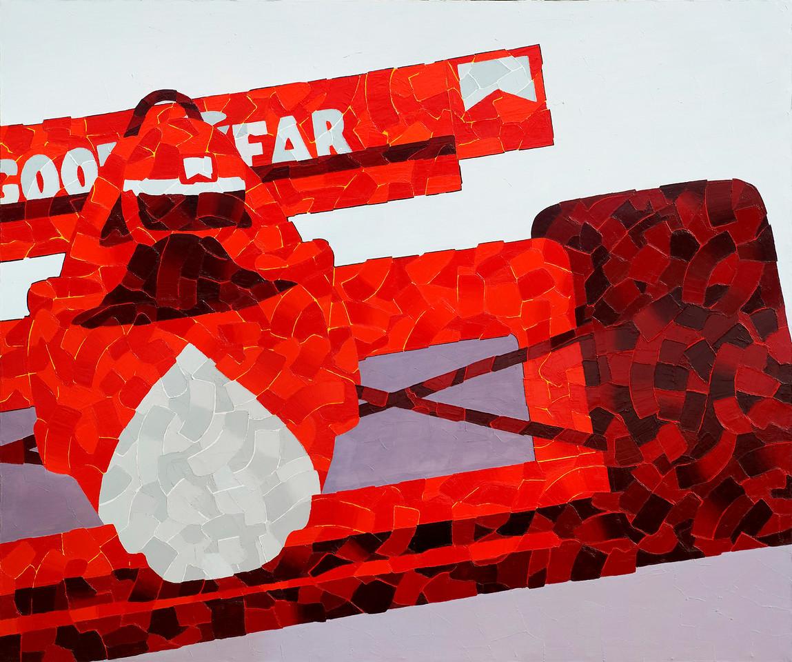 """Goodyear Race Car"""
