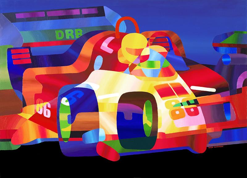 """""""Race Cars 86"""""""