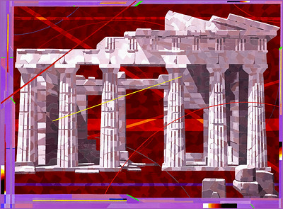 """Greek Columns 2"""