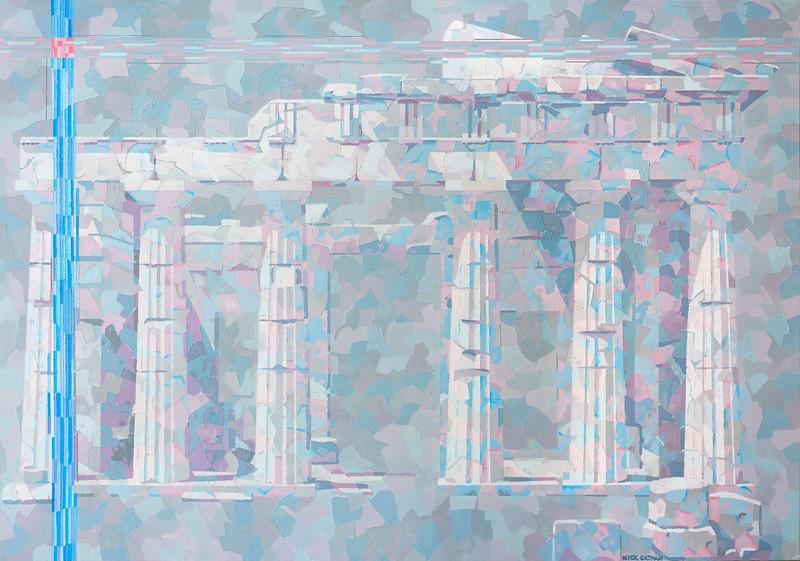 """Greek Columns 1"""