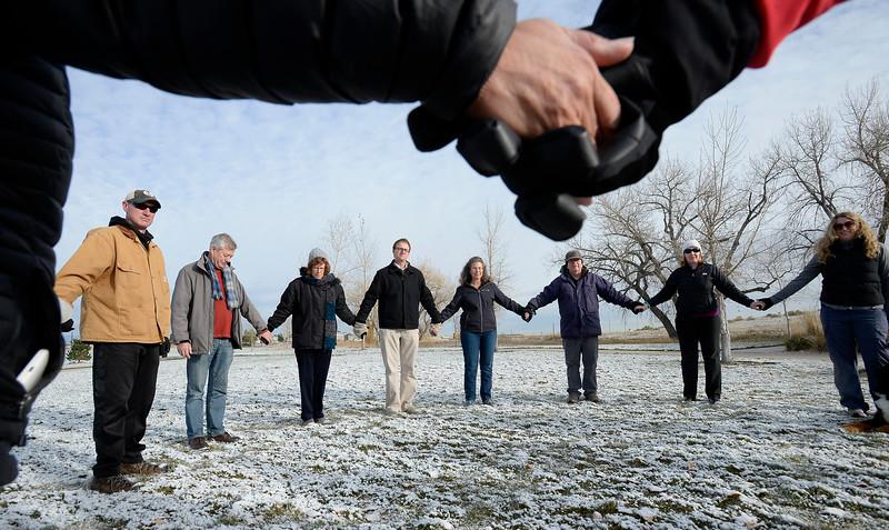 Anthem Community Park Oil and Gas Vigil