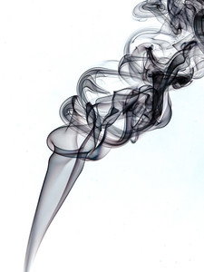 Smoke inverted