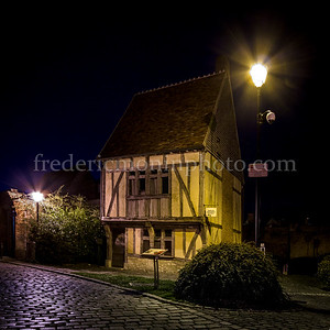 Maison médiévale à Beauvais