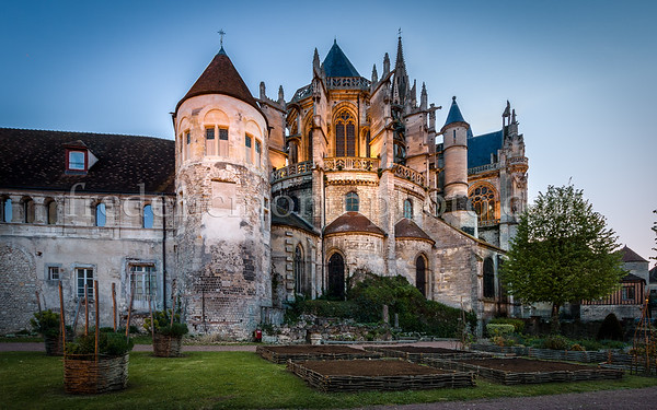 Cathedral Notre Dame of Senlis