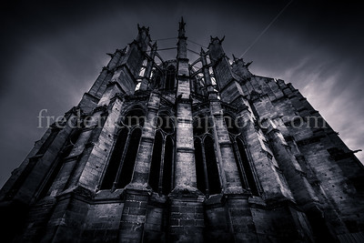 Cathedral St-Pierre of Beauvais ...