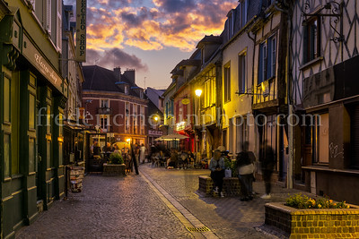27 June Street at Beauvais (France)