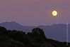 moon rise topa topa december2
