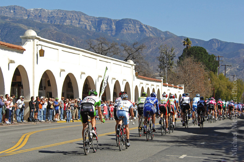 BIKE RACE OJAI AMGEN 1