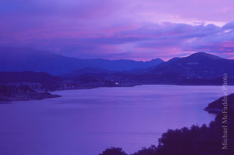 Ojai Valley  Color of Ojai   , Light & Spirit