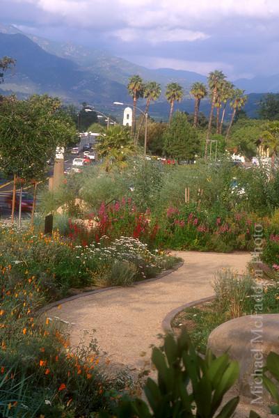 Cluff Vista Garden vertical