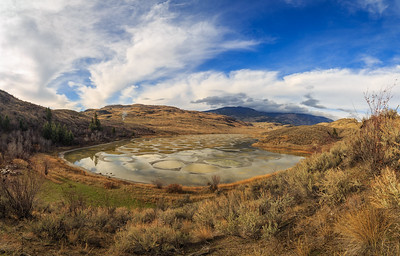 Spotted Lake Overlook