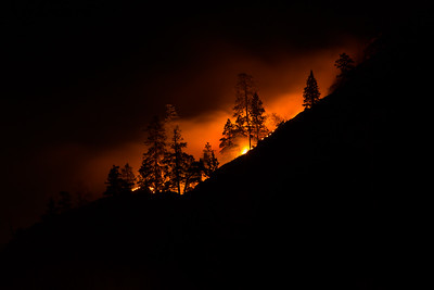 East Side Wildfire