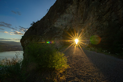 Little Tunnel Solstice Flare 2020 -2
