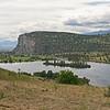 Vaseux Lake from McIntyre Road