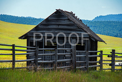 Little barn Okanogan county