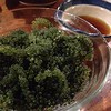 umi budoo, sea grapes, green caviar in Okinawa