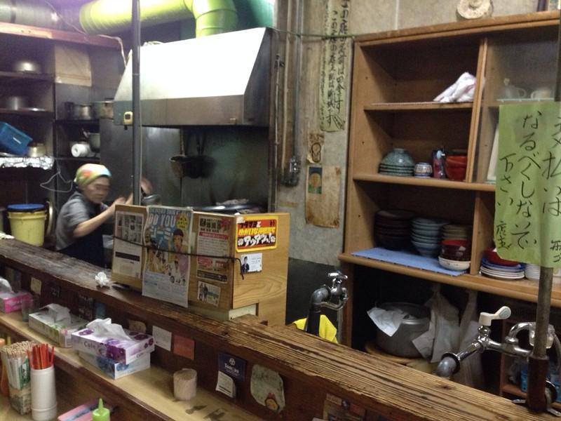 Okinawan soba restaurant