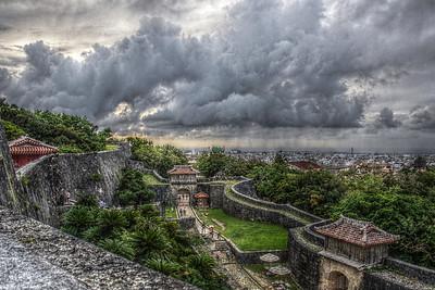 Shuri Castle-1