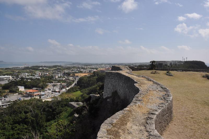 Katsuran castle view