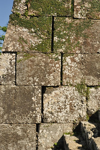 Nakagusuku  wall detail
