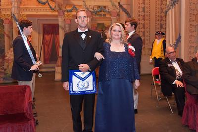 2015 Grand Lodge Installation 11/14/15