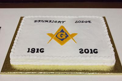 Drumright Lodge #468 Centennial - 6/23/2016