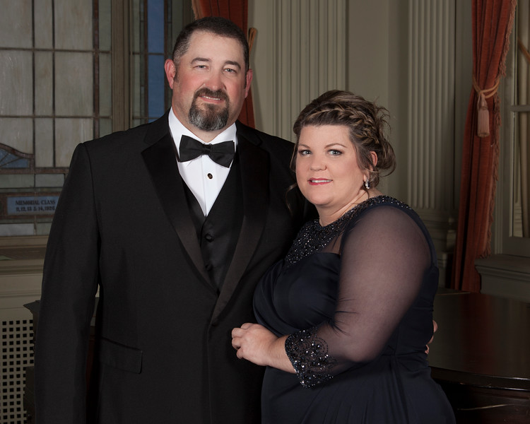 Stephen and Dava Peters