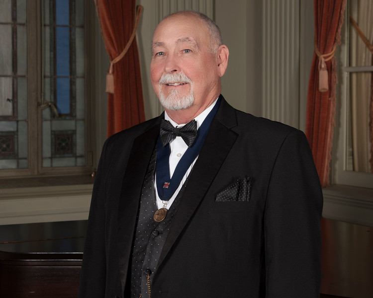 Bobby J Peters - Senior Grand Warden
