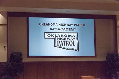 Oklahoma Highway Patrol 64th Academy