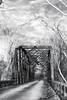Big Eagle Creek Iron Bridge - Smithville, Oklahoma - May 2013