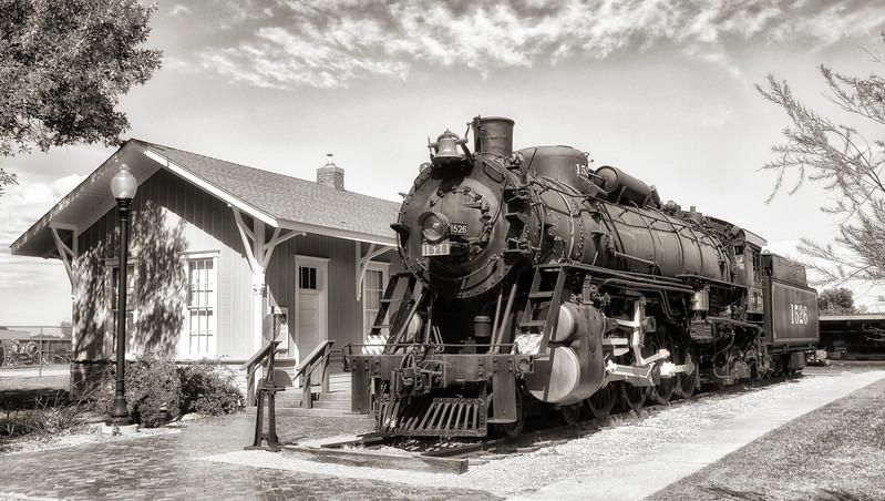 St. Louis - San Francisco RR No. 1526 - Lawton, Oklahoma
