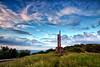 Three Sticks Monument - Leflore County, Oklahoma - Summer 2014